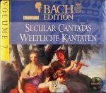 Bach Edition Vol 7 - Secular Cantatas / Schreier, Berlin CO et al 5028421993669