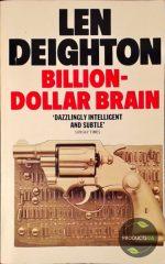 Billion Dollar Brain 9780586044285