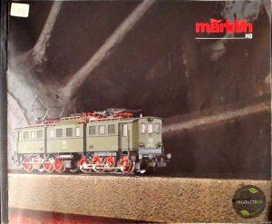 Catalogus MARKLIN HO. 1986/87 NL 7423653284291