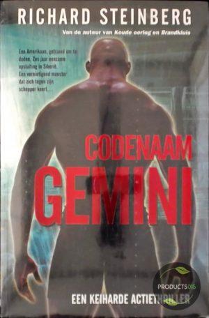 Codenaam Gemini 9789085190585