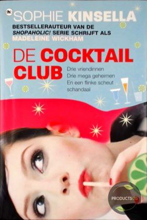 De cocktailclub 9789044331257