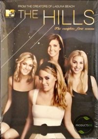 Hills: The Complete First Season (PAL 1 - NTSC) 097368012240