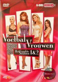 Voetbal Vrouwen - Seizoen 1 & 2 8717774661406
