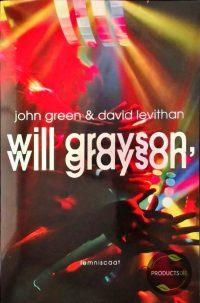Will Grayson, Will Grayson 9789047703273