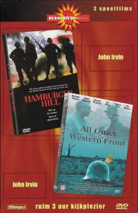 Hamburger Hill / All Quiet on the Western Front 8713053140211