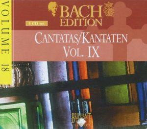 Cantatas Vol. 1x 5028421993775