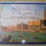 CD set 'The Vivaldi Collection' Antonio Vivaldi (1678-1741) 5 cd set 5028421904122