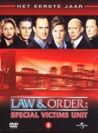LAW & ORDER S.V.U. - Seizoen 1 5050582299168