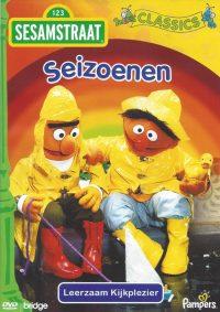 Sesamstraat - Seizoenen DVD KInder Film Educatief Spelenderwijs leren! Taal Nederlands Nieuw! 8718494009967