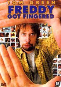 Freddy Got Fingered DVD Comedy Humor Met Tom Green Taal: Engels Ondertiteling NL Nieuw! 8712626011897