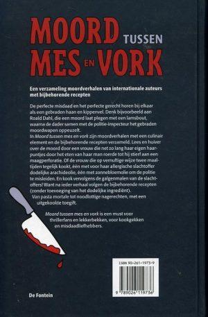 Moord Tussen Mes En Vork 9789026119736