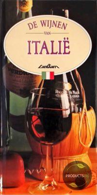 De Wijnen van Italië 9789070485726