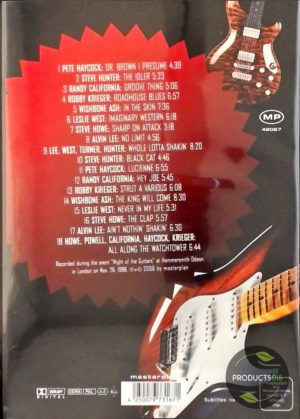 Night Of The Guitars 4250079731671