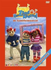 Het Zandkasteel - De Familiemusical 8714221048599