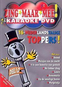Zing Maar Mee Karaoke Deel 10 8714069042629
