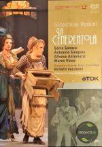 La Cenerentola: Teatro Carlo Felice (Palumbo) 824121002237