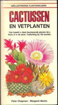 Geillustreerde plantenwyzer cactussen 9789065131195
