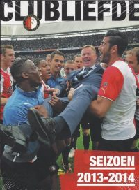 Feyenoord Seizoen 2013-2014 Clubliefde 3351470351336