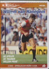 Willem Van Hanegem - Willems Wereld 9789086021321