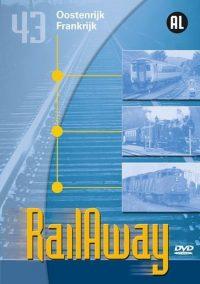 Rail Away 43: Oostenrijk - Frankrijk 9789069341163