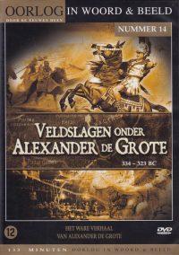 Veldslagen Onder Alexander De Grote 334 - 323 BC 8715664041208