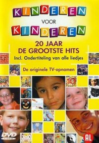 Kinderen Voor Kinderen - 20 Jaar 8715686013641