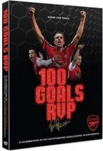 Robin Van Persie 100 Goals 5060144244284