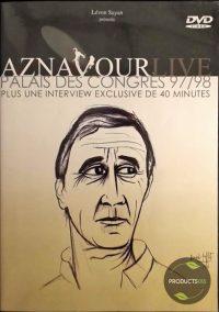 Aznavour - Live Palais Des Congrès 97/98 724349299399