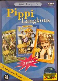 Pippi Langkous 3-Pack 8716051504177