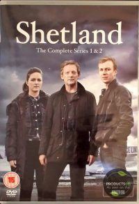 Shetland: The Complete Series 1 and 2 5037115362131