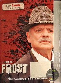Touch Of Frost - Seizoen 11 8715664067680