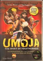 UMOJA The Spirit of Togetherness 880504512397