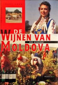 Wijnen van Moldova 9789066114722