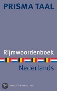 Prisma rijmwoordenboek 9789027476029