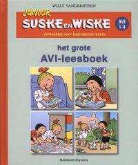 Junior Suske en Wiske - Het grote AVI leesboek 9789002250507
