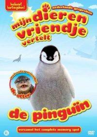 Mijn Dierenvriendje Vertelt: Pinguin 8717496855961