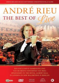 Andre Rieu - The Best Of (Live) 8717662557484