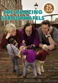 The Amazing Stroopwafels 25 Jaar (Dvd) 8714691009410