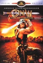 Conan The Destroyer 8712626018049