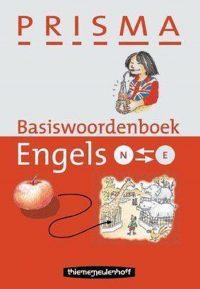 Prisma Basiswoordenboek Engels 9789071206818