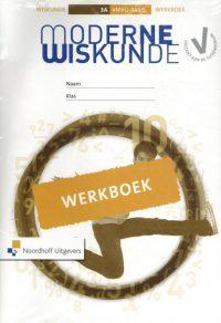 Moderne Wiskunde vmbo-b 3a+b werkboek 9789001821487