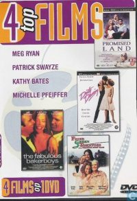 4 Films ( promised land / dirty dancing / fabulous bakerboys / fried green tomatos ) 8715865214616