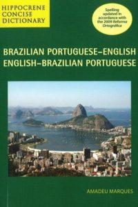 Brazilian Portuguese-English / English-Brazilian Portuguese Concise Dictionary 9780781812399