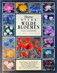 Atlas wilde bloemen van Europa 9789052101552