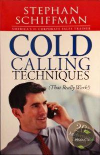 Cold Calling Techniques 9781598691481