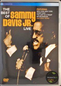 Davis, Sammy - Jr.- - Best Of Live 5036369805999