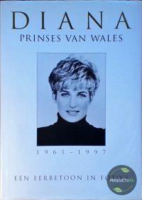 Diana prinses van wales 9789038906560