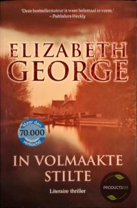 In volmaakte stilte - George Elizabeth 9789051089554