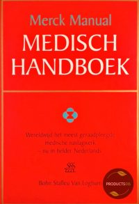 Merck Manual medisch handboek 2000 9789031330690