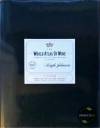 World Atlas Of Wine -M&S 9780855335625